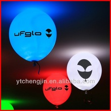 LED flashing balloons for sales promotion parties activities/night market