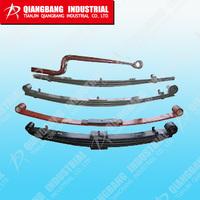 70*10mm light truck leaf spring manufacture