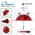 regalo cpromotional artoon imágenes para paraguas de los niños