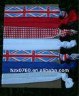 USA flag pattern elastic headband