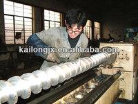 Plastic Granulating Line pe film recycling and granulating line