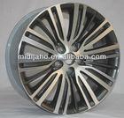 high quality car wheel17/18/19x8invh ,low price wheels