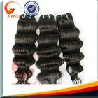 unprocessed 5a grade 100% human virgin peruvian hair wholesale
