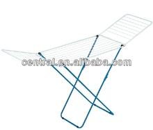 Hot sale aluminum foldway folding laundry rack, clothes drying rack