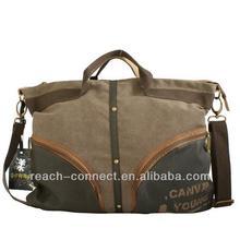 Ms multi-function canvas bag crossbody portable dual-use bag