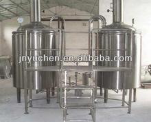 500L Stainless steel beer machine/beer making machine