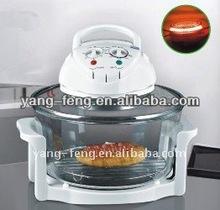 EL-815 mechanical timer control microwave oven halogen oven