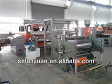 best selling Three layer pe stretch film machine, stretch film making machine,pe stretch film extruder