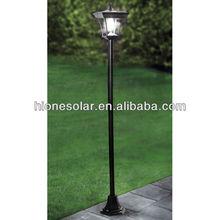 Outdoor Solar Garden Lamp Post