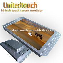 "19"" VGA DVI HDMI Open Frame LCD Monitor"
