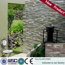marble cultures stone/slate tile culture stone/rusty culture slate stone HS- SN002