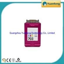 compatible HP 703C 888AA ink cartridge