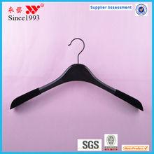 heavy duty metal hook plastic wholesale coat hanger