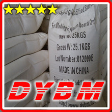 organic maize starch for paper making
