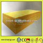Prime fireproof/soundproof /heat insulation glass wool board/panel manufacturer from China