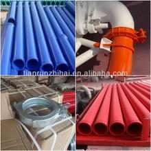 Concrete pump boom pump pipeline parts