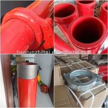 Concrete boom line pump parts