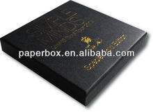 Special Gold Edition usb packing box