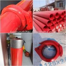 concrete boom pump parts