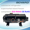 refrigerated container parts R404A R22 refrigeration unit boyad compressor QHD-23K replace copland compressor made in China