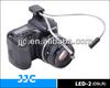 JJC LED-2D Macro LED Light For Canon DSLR cameras