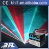 5W OEM RGB carton animation programmable outdoor laser