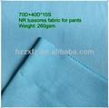 Rayon naylon spandex kumaş 260 gsm 70d+40d*10s