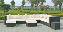 lastest excellent rattan outdoor sofa set