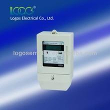 Single phase digital / LED display and LCD display pre-paid energy meter,electric prepaid meter,energy meter