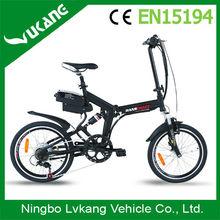 yongkang electric folding bike/bicycle/vehicle/scooter china for Israel EN15194 israel