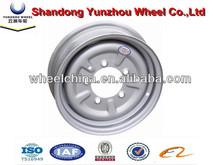 4.5Jx14 three wheel motorcycle/14 inch agricultural steel wheel rim
