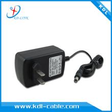 EU US UK AUS Wall Plug 5v 5.5v 6v 7.5v 9v 10v 12v 1a 1.2a 1.5a 2a Universal ac Adapter