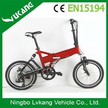 electric bike+foldable folding 36v china supplier