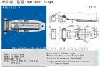 stainless steel rear door fastener,Weld-On Hinge