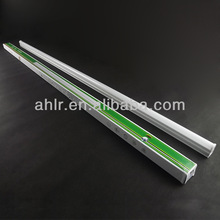 Pretty price aluminum+ PC cover led T5 tube for office building
