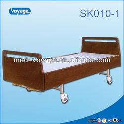 Nantong Voyage SK010-1 Home Care Nursing Antique Care Double Crank Bed
