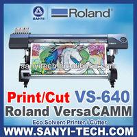 Vinyl Print and Cut Plotter --- Roland VersaCAMM VS-640