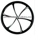 carbon fixed gear 700C small spoke wheels