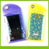 Custom Printed PVC Mobile Phone Accessories Bag