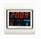 hotel room touch screen wireless doorbell/room bell touch screen