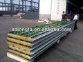galvanisé les panneaux de toit