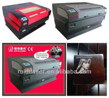 2014 New Cnc Dual-head Laser Rubber&Ceramic &Tile Laser Cutting Machine Price