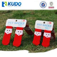 New Dog Socks Knitting Cute Fashion Pet Socks Pet Shoe Socks For Dogs Cats