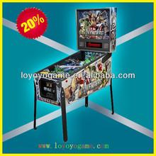 A perfect pinball machine - 5 balls machine