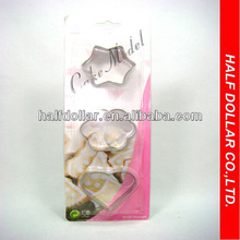 Assorted Shapes Cake Moulds,Animal Shape Cookie Molds For One Dollar Item