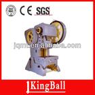 2014 machine !!!power press style kingball J23 series open-type tilting cnc , metallurgy embossing machine