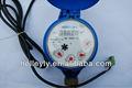 remoto fotoeléctrico amr lectura del medidor de agua