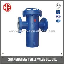 East Well CS Strainer, Basket type, Flange ends, Metal sealing, Professional Leading Manufacturer in Shanghai