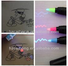 uv led pen UV secre pen for bar protect secret and information OEM is welcomed meet EN71 and ASTM