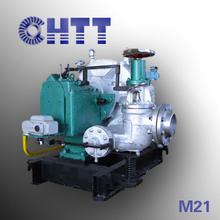 chtt centrale elettrica micro turbina un vapore